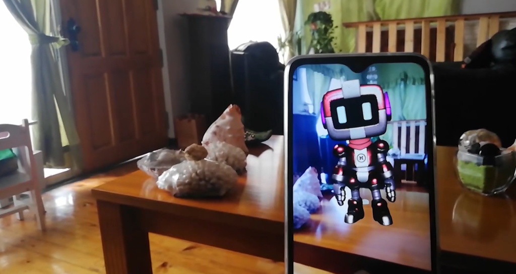 Robot Virtual